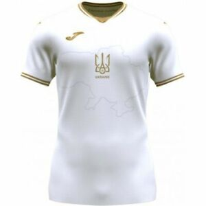 Ukraine NEW Jersey Euro 2021 Alternative Football Soccer RARE Top Shirt Size S
