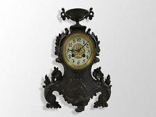 pendule cartel de table de style louis XV