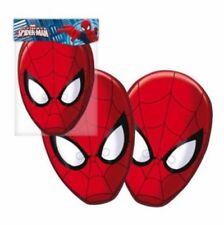 Regalos y detalles invitados de fiesta de Spider-Man
