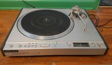 Pioneer PL-630 Direct Drive Turntable As Is parts/Repair Phono powers on