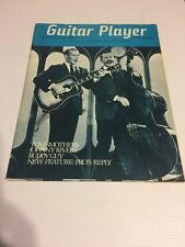 Guitar Player Magazine February 1969 Smothers Brothers Rare and collectible.