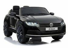VW Arteon Kinder Auto Elektroauto Kinderfahrzeug 2x45W LCD-Display 12V Schwarz