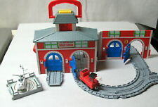 Take Along Thomas, SODOR RESUE STATION, Hit Toy 2007, EUC