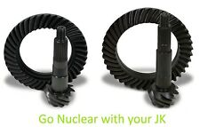 JK RUBICON FRONT & REAR 5:13 RING AND PINIONS, GEAR SET JEEP UNLIMITED & 2 DOOR