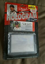 DALE EARNHARDT Sr. Gold Edition NASCAR Hologram Card New In Package