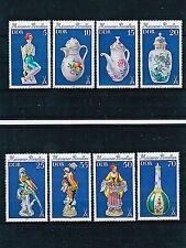 Briefmarken mit Kunst- & Kultur-Motiven aus der DDR