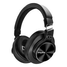 9a779147c6b Bluetooth Active Noise Cancelling Headphones Over Ear, Srhythm Wireless  HiFi Ste