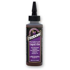 Titebond poliuretano líquido Pegamento Impermeable 4 oz botella 212513 / rdgtools