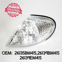 Transparent Gauche Clignotant Lampe Pour Nissan Almera 00