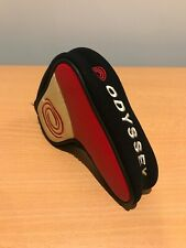 GREAT ODYSSEY HEAD COVER ~ BLACK, RED AND GOLD