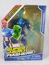 "Marvel Super Hero Mashers ""Electro"" Action figure-Brand New!!"