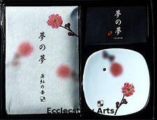 Nippon Kodo Yume no Yume Pink Plum Incense-Burner Gift Set