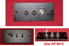 Connecteurs RCA occasion platine disques Akai AP-001C