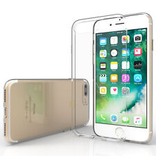 iPhone 8 PLUS 5.5'' Clear Gel Case Silicone Air Cushion Shock Proof Bumper Cover