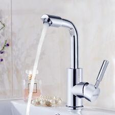 360° Schwenkbar Waschtischarmatur Badarmatur Wasserhahn Bad Küche Armatur