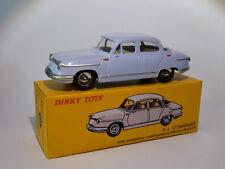 Panhard PL 17 berline - ref 547 au 1/43 de dinky toys atlas