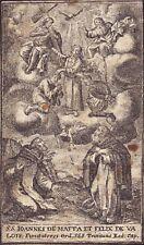 Sankt Johannes Gnadenbild Heiligenbild Andachtsbild Kupferstich (Flo-5055