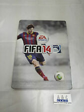 Fifa 14 Steelbook Case Game included - Messi
