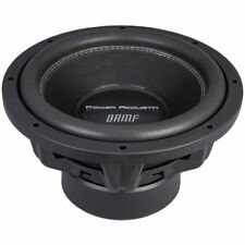 "Power Acoustik BAMF BAMF-154 3800 Watt RMS 15"" Dual 4 Ohm Car Audio Subwoofer"