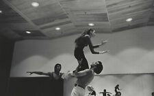 Gary RENAUD: Alvin Ailey, Anthony & Cleopatra, Metropolitan, NYC, 1966 / PIX