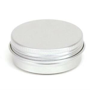 Empty Aluminum Screw Top Tins For Left Over Paint 30ml & 250ml