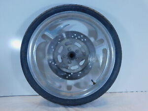 "Harley Davidson Softail & Dyna Wide Glide Custom 21"" Front Wheel Rim & Tire"
