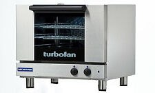 MOFFAT TURBOFAN ELECTRIC CONVECTION OVEN 3 HALF SIZE PAN MANUAL - E22M3