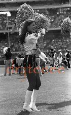 OAKLAND RAIDERS Cheerleader - 35mm Football Negative