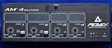 Peavey  AM4   Four-Channel Automatic Microphone Mixer