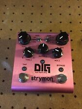 Strymon Dig. Onboard Favorite Switch Mod and External Tap Mod