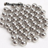 200pcs 4.5mm Steel Ball Hunting Catapult Bearing Balls Ammo Outdoor Game