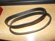 2  x quality  Belts for VAX  Dual Power Pet Advance ECR2V1P FL12.8x455 Type 23