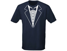 Tuxedo Funny Mens T-Shirt (12 Colours)