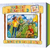 CD-Set: DIE MARGRET-BIRKENFELD-BOX 3 - drei CDs - Kinderlieder & Hörspiele °CM°