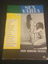 [7698-M16] - Sex Varia 15 - nl - Curiosa - Revue