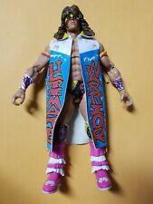 WWE Mattel Elite Defining Moments ULTIMATE WARRIOR Wrestling Figure Complete