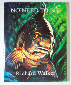 NO NEED TO LIE WALKER 50TH ANNIVERSARY LTD EDITION 2014 (1964) MINT OUT OF PRINT