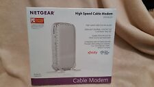 BRAND NEW NETGEAR DOCSIS 3.0 - High Speed Cable Modem CMD31T-100NAS
