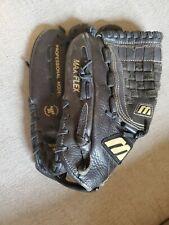 Mizuno Mfr 1205 12� Black Leather Baseball Glove for Left Handed Thrower Lht