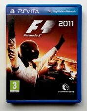 F1 Formula 1 2011 game for the Sony Playstation PS Vita - FREE POSTAGE!