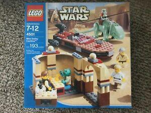 Lego Star Wars 4501 Mos Eisley Cantina New Sealed Blue Box