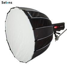 90cm 16 Rods Octagon Para Umbrella Softbox Flash Speedlite Reflector For Bowens