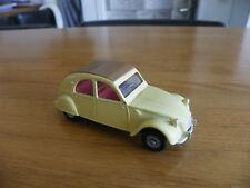2 CV CITROËN DINKY TOYS - MADE IN FRANCE - 1962