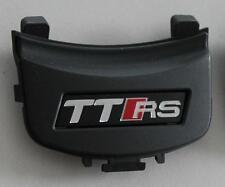 AUDI TT 8j TTRS Originale VOLANTE Clip Clip LOGO SCRITTA EMBLEMA caratteri VOLANTE