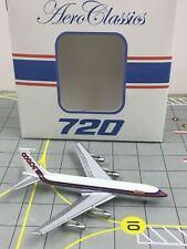 """AeroClassics 1:400 MAOF Airlines Boeing 720B 4X-BMA """"Eduard Marme Israel"""""""