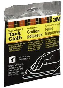 """3M 10132 Tack Cloth, 17"""" x 36"""""""