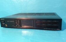 Sony St-S555ES Audio Current Transfer FM Stereo Tuner Direct Comparator Working