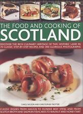 The Food and Cooking of Scotland: Discover the rich culinary heritage-ExLibrary