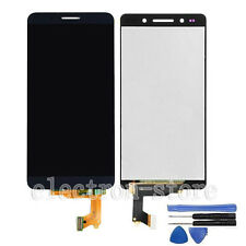 Black LCD Display Touch Screen Digitizer Assembly Replacement for Huawei Honor 7