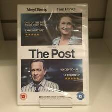 The Post DVD - Tom Hanks & Meryl Streep - New and Sealed Fast and Free Delivery